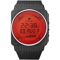 o.d.m Men's SU101-3 3 Touch Digital Watch