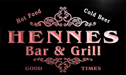 u19786-r-hennes-family-name-gift-bar-grill-home-beer-neon-light-sign