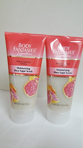 Pink Grapefruit Body Scrub - 7