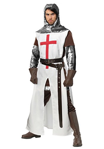 Men's Crusader Costume X-Large