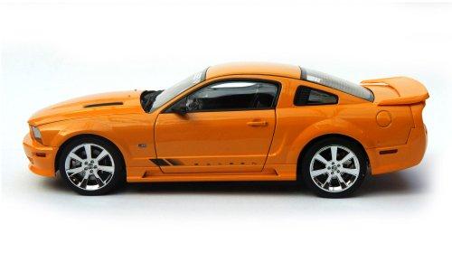 #73056 AutoArt Saleen Mustang S281,Orange 1/18 Scale Diecast (Saleen S281 Mustang)