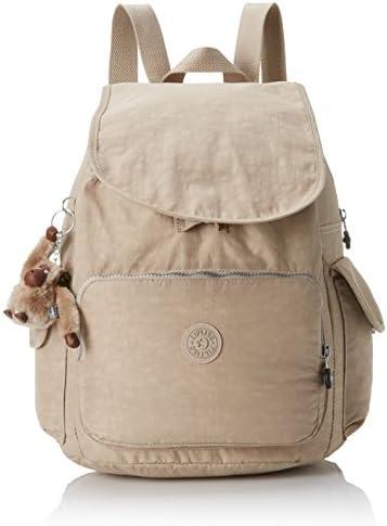 Kipling City Pack B Mochila K1214797W, 16 L, Beige: Amazon.es ...
