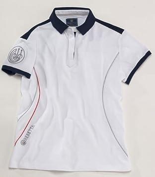 Beretta Uniforme Pro Polo para Hombre, Color Blanco, tamaño ...