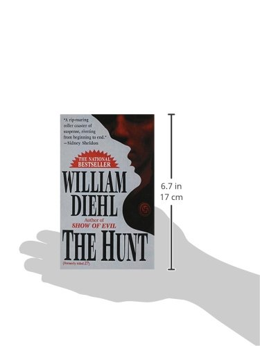 Amazon the hunt 27 9780345370730 william diehl books fandeluxe Image collections