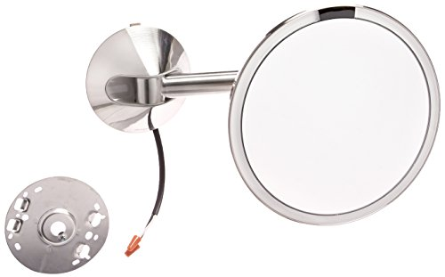 Simplehuman 8 Inch Wall Mount Sensor Mirror Lighted