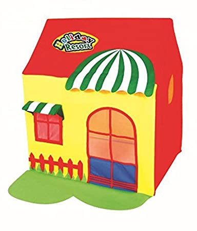 Sunshine Jumbo Size Tent House for kids - 4  sc 1 st  Amazon India & Buy Sunshine Jumbo Size Tent House for kids - 4 Online at Low ...