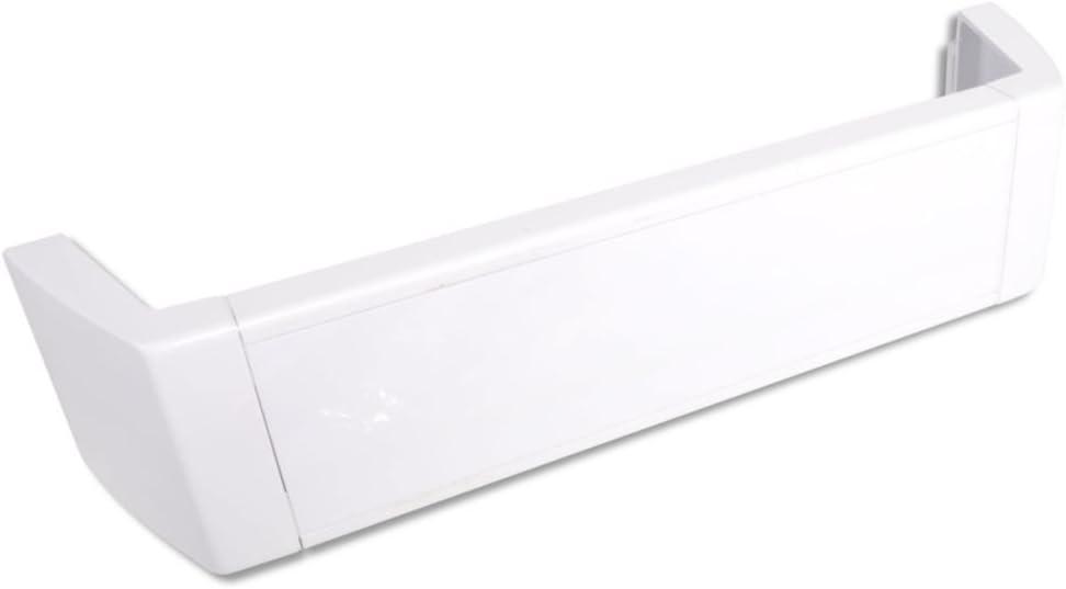 Whirlpool W2003128 Refrigerator Freezer Door Shelf Rail Genuine Original Equipment Manufacturer (OEM) Part