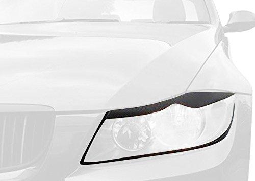 Cappelli per fari 3-Serie E90//E91 Sedan//Touring 2005-2012 ABS Motordrome FR.00.0132