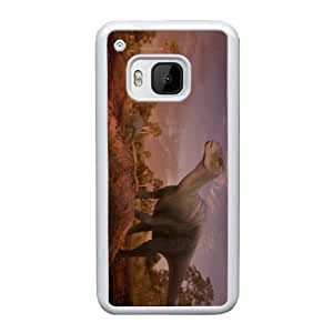 HTC One M9 Cell Phone Case White Dinosaur Character Aladar YT3RN2538476