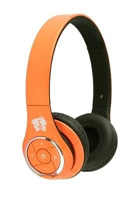Life n Soul BN301-B Bluetooth On-Ear Headphones (Black)