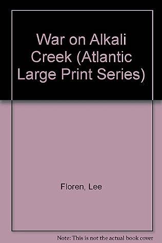 book cover of War On Alkali Creek