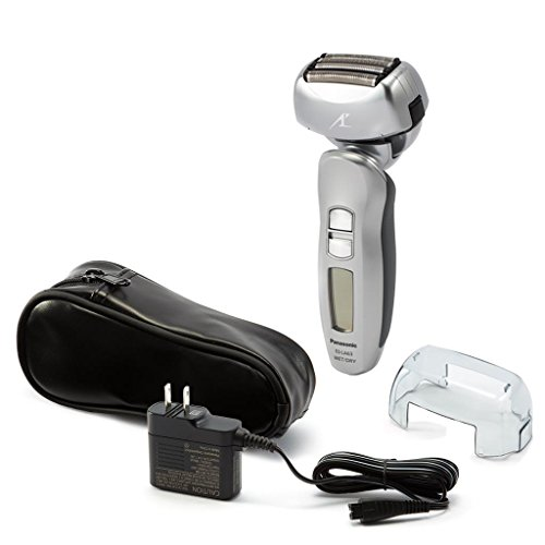 037988566532 - Panasonic ES-LA63-S Arc4 Men's Electric Razor, 4-Blade Cordless with Wet/Dry Shaver Convenience carousel main 1