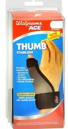 Amazoncom Walgreens Ace Thumb Stabilizer Health Personal Care