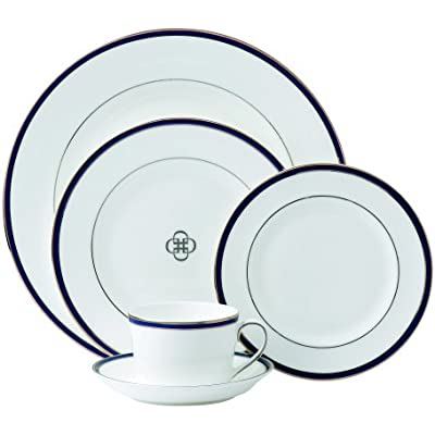 Click for Royal Doulton Signature 5-Piece Place Setting, Blue
