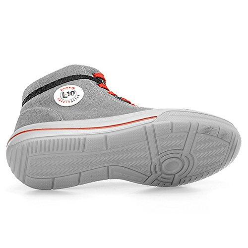 Elten 74201-35 Vintage Lady Mid Chaussures de sécurité ESD S3 Taille 35