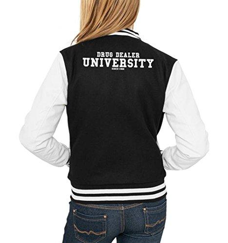Drug Dealer University College Vest Girls Negro Certified Freak