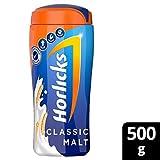 Horlicks Original Classic Malt Plain, 500 Gram