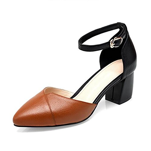 Zapatos Muma De Buena Sandalias Tacón Mujer OZPiuXkT