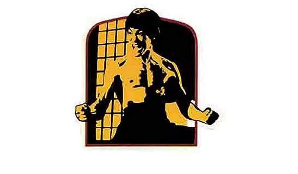 Bruce Lee AASR-32nd Degree Retro Vintage Decal Sticker Souvenir Skateboard Laptop