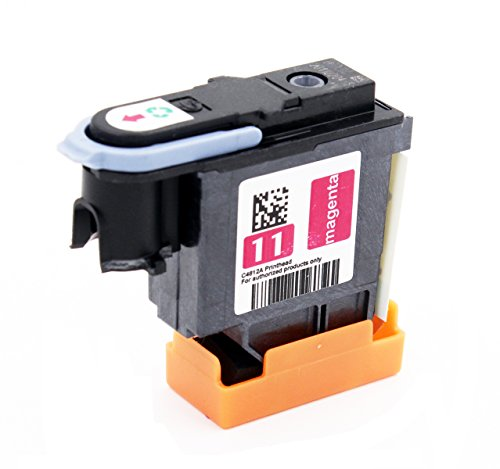 ESTON 1 PACK Magenta 11 C4812A Printhead Replacement for 11 11 Printhead