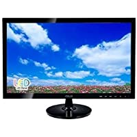 ASUS VS208N-P Black 20 5ms LED Backlight Widescreen LCD Monitor 250 cd/m2 ASCR 50000000:1