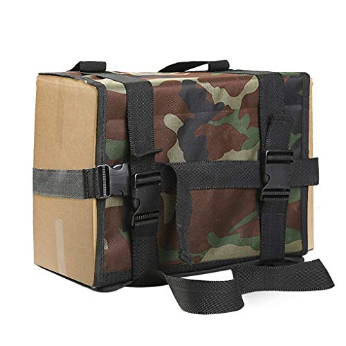 Camouflage Art Tool Sketch Bag Palette Organizer Drawing Board Holder Artist Carry Tote Storage Caddy Travel Case Box Pigment Satchel with Adjustable Strap Different Size for Sketching Painting ()