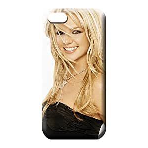 iphone 6plus 6p High Grade mobile phone carrying shells skin Highquality Look Britney Spears Smiling
