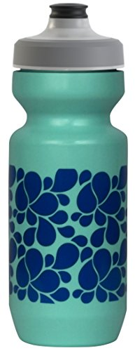 Simply Pure - Purist 22 oz Water Bottle by Specialized Bikes (Aqua)
