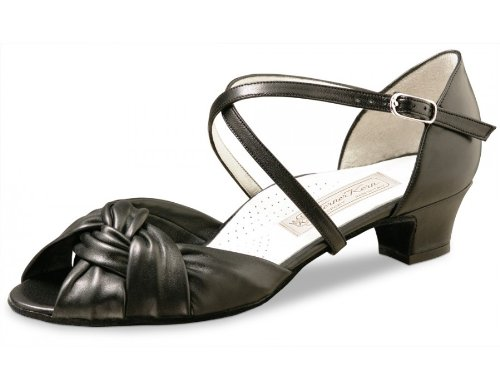 Werner Kern Women's Ulla - 1 1/2'' (3.4 cm) Thick Heel, Comfort Line, 9.5 N US (6.5 UK) by Werner Kern