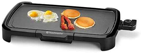 Toastmaster TM-203GR 10×20 Griddle, Black