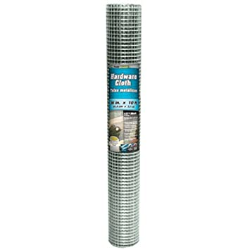 3 Foot by 25 Foot Silver Midwest Air Technologies Inc YARDGARD 308225B Fence