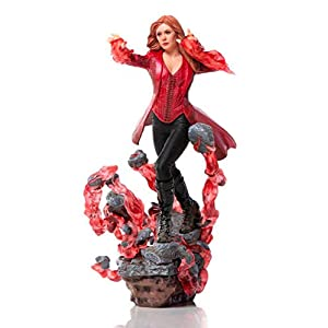 41t0BNu8yeL. SS300 Scarlet Witch BDS Art Scale 1/10 - Avengers: Endgame