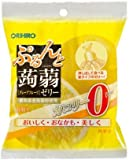 Orihiro Puru do and konjac jelly latest popular set of 6 (Grape Peach Muscat Litchi pineapple-calorie grapefruit) or each 20gx6