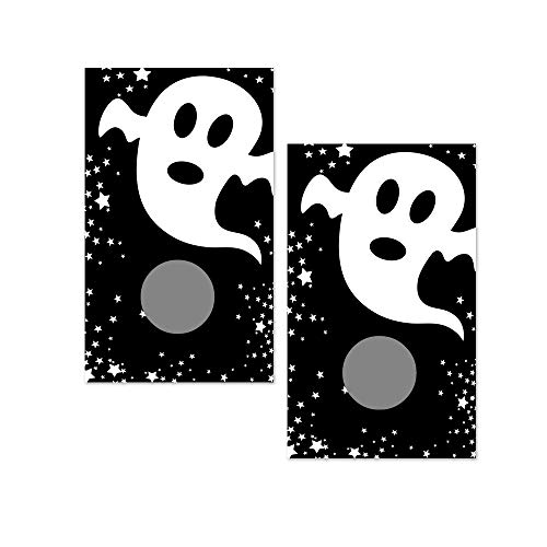 Ghost Halloween Scratch Off Party Game - 28 Pack