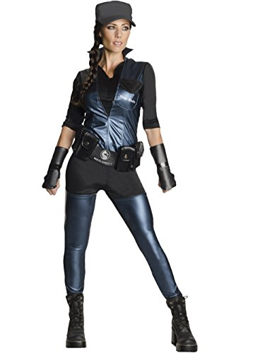 Rubie's Women's Mortal Kombat X Sonya Blade Costume, Multi, Medium -