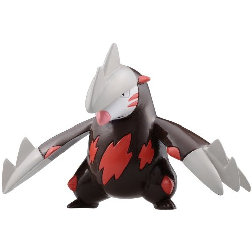 "Takara Tomy Pokemon Monster Collection Mini Figure - 1.5"" Doryuuzu / Excadrill"