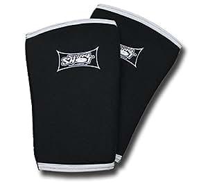 Slingshot Knee Sleeve 2.0 by Mark Bell (XS, Black)