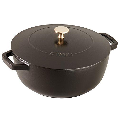 cast iron 3 75 qt