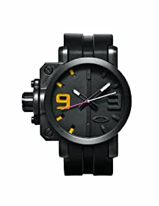 Oakley Men's Gearbox 10-040 Lightweight Titanium Watch
