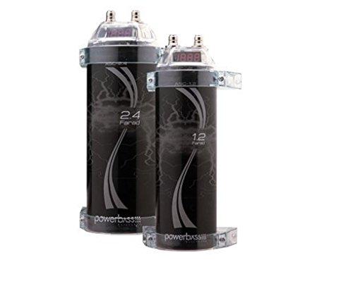 Powerbass ASC-1.2 Farad Digital Capacitor