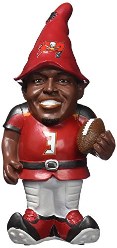 FOCO Tampa Bay Buccaneers Winston J. #3 Resin Player Gnome by FOCO