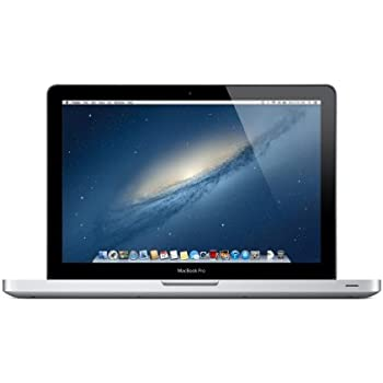 Apple 13 Inch MacBook Pro / MD101LL/A / 2.5GHz Intel Core i5, 4GB RAM, 500GB HDD, Intel HD 4000 Graphics (2015 version)