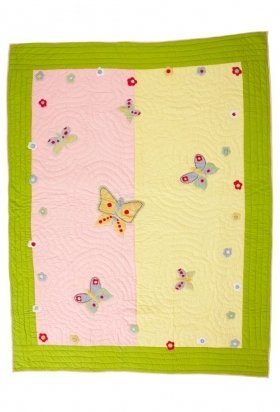 - Isabella Twin Quilt