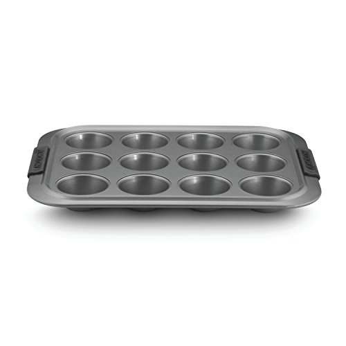 Anolon Advanced Nonstick Bakeware 12-Cup Muffin and Cupcake Pan