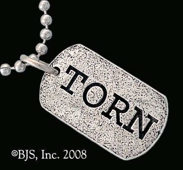 TORN (theonering.net) – Sterling Silver Necklace – LOTR