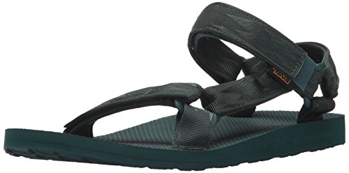 Forest Bout Bugalu Textured Sandales Universal M Vert Homme Teva Green Arctic Ouvert Original IC7Fxq