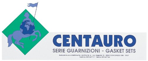 Centauro Gaskets PISTON RING KIT Piston Rings, Clips & Bearings- - Piston Gaskets Rings Centauro