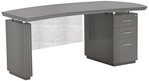 Mayline STRD66BTDW Sterling Desk, 66