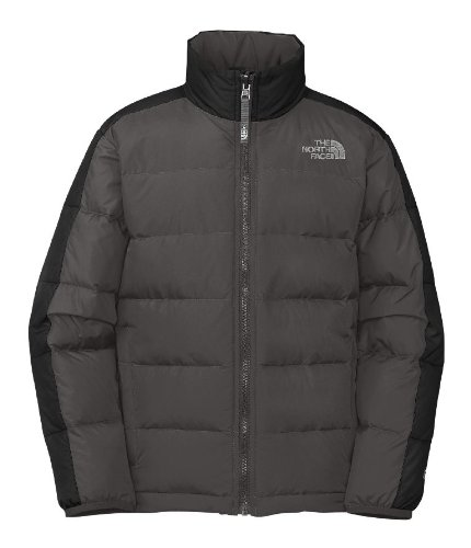 The North Face Boys Aconcagua Down Jacket Graphite Grey Boys XS by The North Face