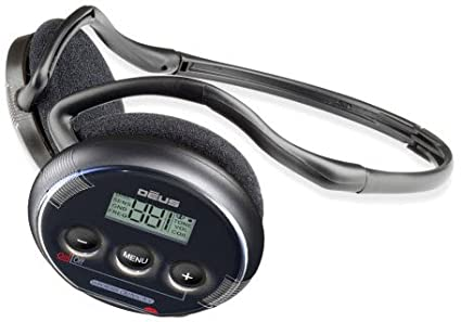 Image Unavailable. Image not available for. Color: XP Deus Metal Detector Wireless Headphones